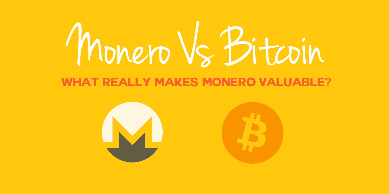 Monero Review - Monero trails Bitcoin in value and market cap